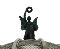 2009. 11. 03. A Kerepesi temetõben járt a felsõ tagozat