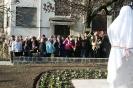 2010. 11. 25. Márton Áron püspök szobrának avató ünnepsége - kamarakórus szereplése