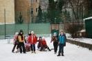 2012. 02. 24. Hóember építés délután az udvaron
