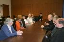 2012. 03. 02. Dr. Erdő Péter bíboros atya látogatása iskolánkban