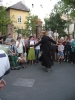 2012. 09. 07. Lendvai Zoltán, a gördeszkás atya elsőpénteki szentmiséje és bemutatója a Városmajorban