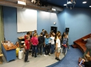 2012. 09. 14. 8. osztály a Csodák Palotájában