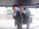 2012. 09. 14. Trambulin összeszerelése
