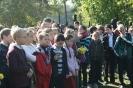 2012. 10. 19. Iskolai megemlékezés az 56-os forradalomról a 301-es parcellánál