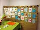2013. 03. 25. Tavaszváró kiállítás - a napközis csoportok márciusi alkotásai