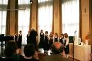 2013. 05. 28. Zoltán atya a Hegyvidék díszpolgára lett