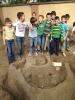 2014. 09. 18. A Budai Vár homokból - 3.a napközi