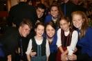 2014. 12. 10. Choir of Sentraal High School látogatása iskolánkban - dél-afrikai ifjúsági kórus látogatása iskolánkban