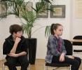 2015. 02. 20. A Mi, magyarok c. kiállításon a 6.a osztály