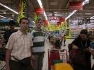 2015. 05. 09. A 4.a osztály néptánc fellépése a budaörsi Auchan áruházban