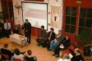 2013. 10. 08. Beiskolázási szülői értekezlet a 8. osztálynak meghívott iskolaigazgatókkal