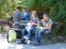 2015. 09. 22. Állatkertben a 2.a osztály