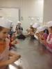 2015. 10. 20. Látogatás az Auchan pékségben - 3.c osztály