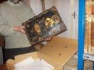 2016. 02. 16. Látogatás és ebéd a Margit körúti ferenceseknél a hittanverseny 2. helyezést elért csapatával