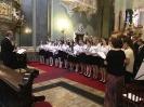 2017. 05. 28. Koncert a Szent Anna templomban 8. osztály (svéd kórussal)