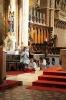 2017. 12. 19. Betlehemezés a Mátyás-templomban 6.b és 6.c osztály