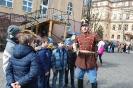 2018. 03. 10. Hagyományörző bemutató, élő történelemóra az iskolaudvaron (Budai 2. Honvédzászlóalj)