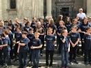 2019. 05. 02. Flashmob a Szent István-bazilika lépcsőjén