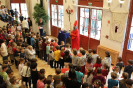 2019. 12. 06. Szent Miklós püspök látogatása iskolánkban