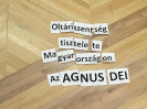 2020. 01. 17. Agnus Dei - Az Oltáriszentség tisztelete Magyarországon c. kiállítás - 3.b